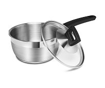 Saucepan with lid Polaris Rialto-16SP