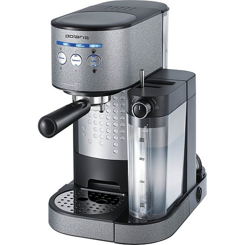 Espresso coffee maker Polaris PCM 1522E Adore Cappuccino фото 1