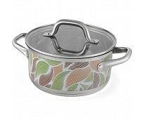 Casserole with lid Polaris Eterna-24C with a top Ø24 cm (4,8 L)
