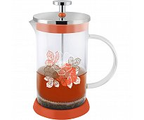 Coffee plunger Polaris Flower-350FP