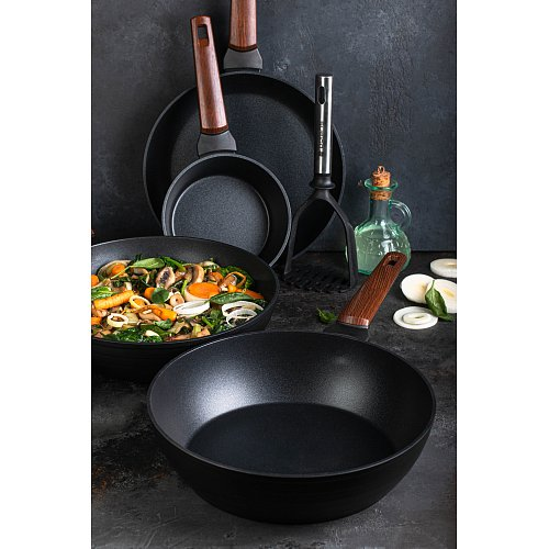 Sautepan with lid Polaris Albero-28ST фото 7