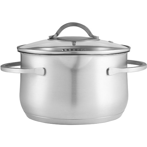 Casserole with lid Polaris Solid-24C фото 2