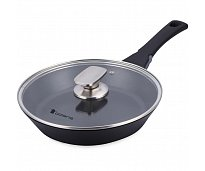 Sautepan with detachable handle Polaris Bellagio-28ST with a top Ø28 cm