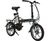 Electric bicycle Polar PBK 1601