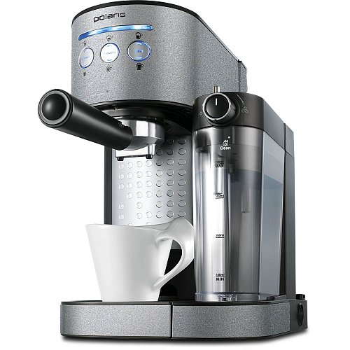 Espresso coffee maker Polaris PCM 1522E Adore Cappuccino фото 2