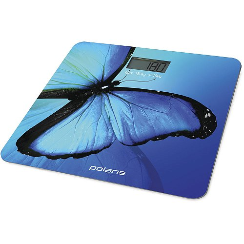 Electronic scales Polaris PWS 1878DG BUTTERFLY фото