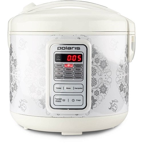 Multicooker Polaris PMC 0508D floris фото 2