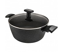 Casserole with lid Polaris Monolit-24C