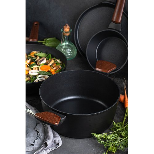 Casserole with lid Polaris Albero-24C фото 6