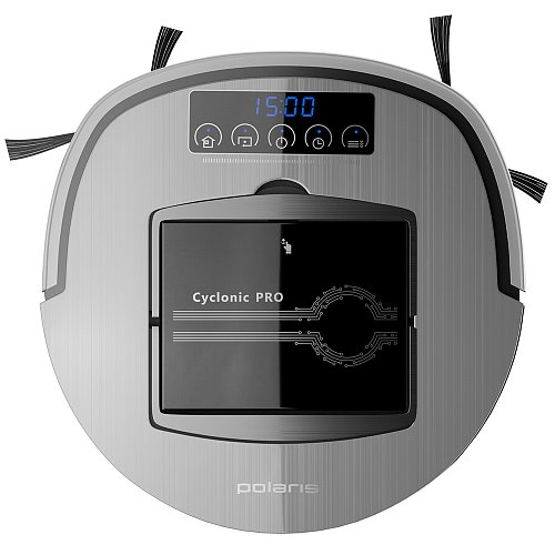 Robot vacuum cleaner Polaris PVCR 3000 Cyclonic PRO фото 3