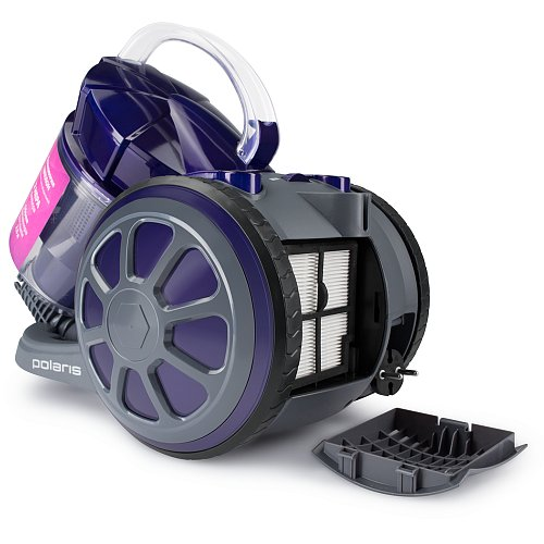 Cyclone vacuum cleaner Polaris PVC 1730СR фото 4