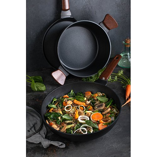 Wok pan without lid Polaris Albero-28W фото 4