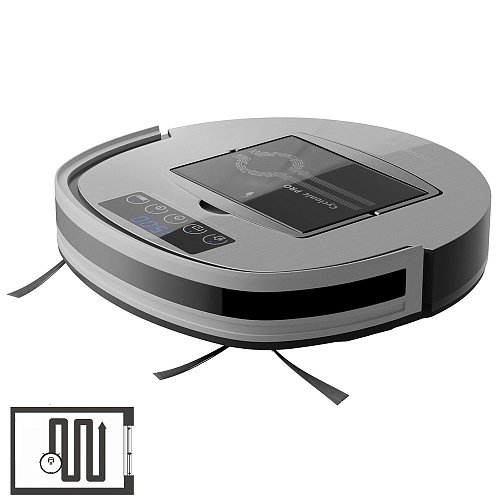 Robot vacuum cleaner Polaris PVCR 3000 Cyclonic PRO фото 1