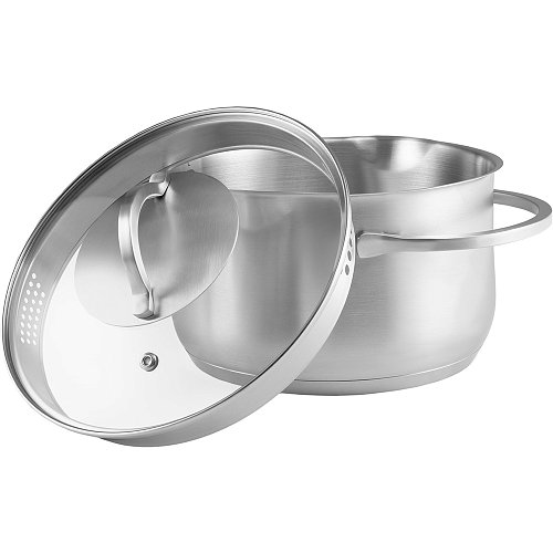 Casserole with lid Polaris Solid-24C фото 6
