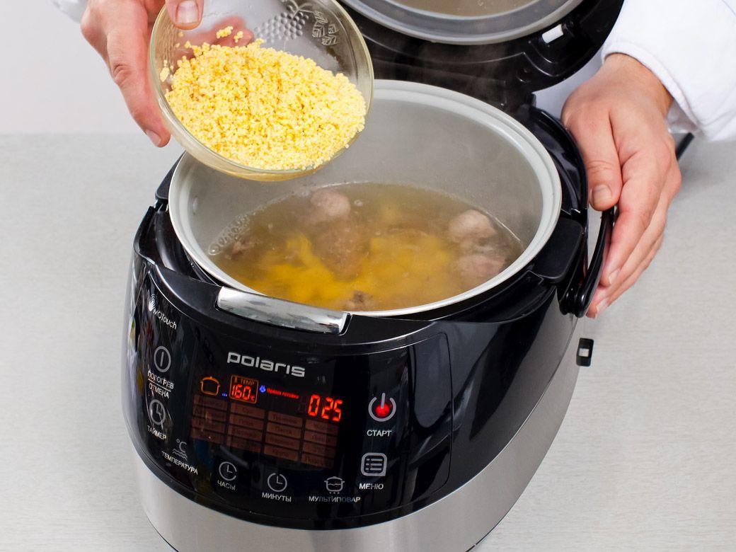 суп в мультиварке рецепт с фото радиатор, который представлен