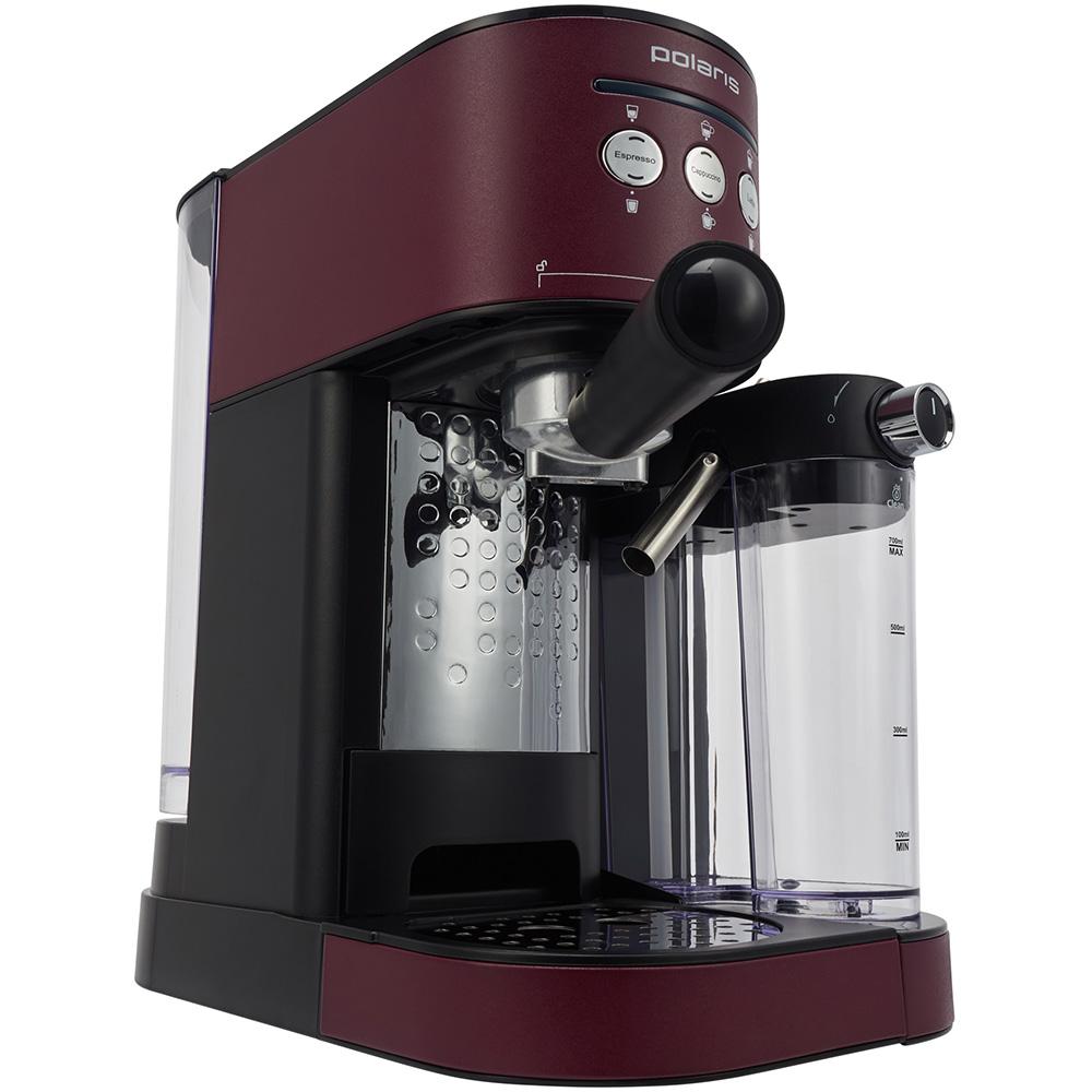 Espresso Coffee Maker Polaris Pcm 1525e Adore Cuccino фото 1