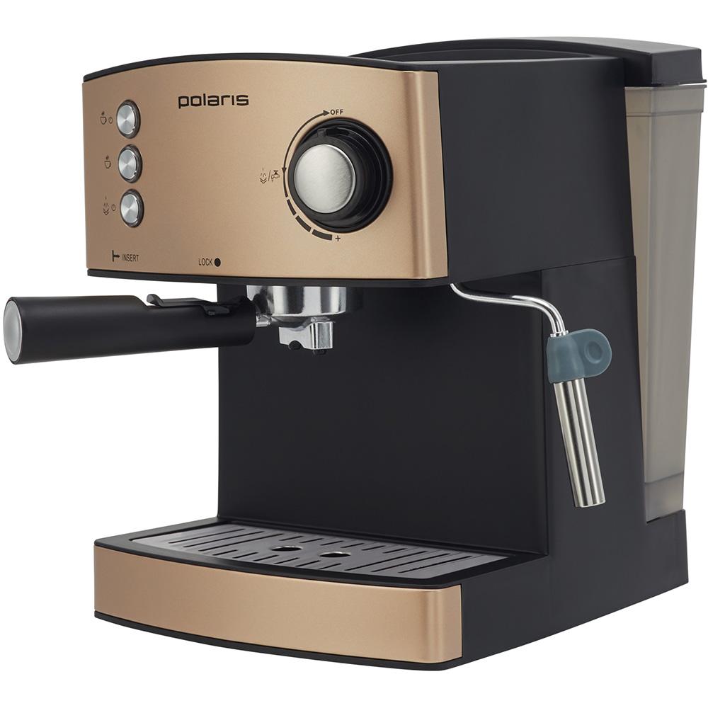 Espresso coffee maker Polaris PCM 1527E Adore Crema - prices